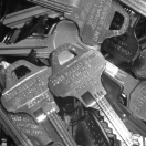 Picture of cut keys